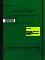 Applications for GPS surveying in the forest industry