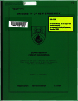 Comparison of work sampling and snapback time study results for a Western Canadian pulp mill maintenance garage