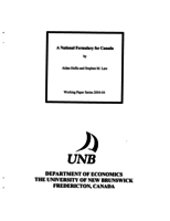 A National Formulary for Canada