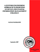 A systems engineering approach to designing an ocean and coastal information management strategy
