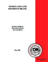 Women and land reform in Brazil