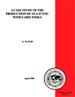 A case study of the production of an S-57 ENC with CARIS tools