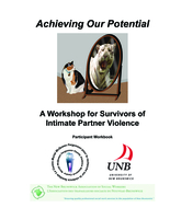 Achieving our potential: a workshop for survivors of intimate partner violence - participant workbook