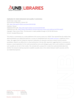 Implications for school achievement and causality: A commentary